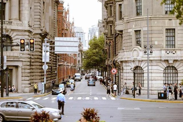 不用出国门也能让你感受到异域风情,中西交融的街区逛起来