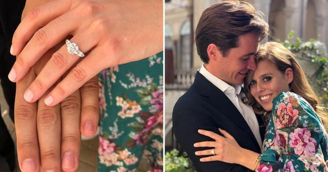 """""""世界上最美的未嫁公主""""订婚了!未婚夫是意大利富豪……"""