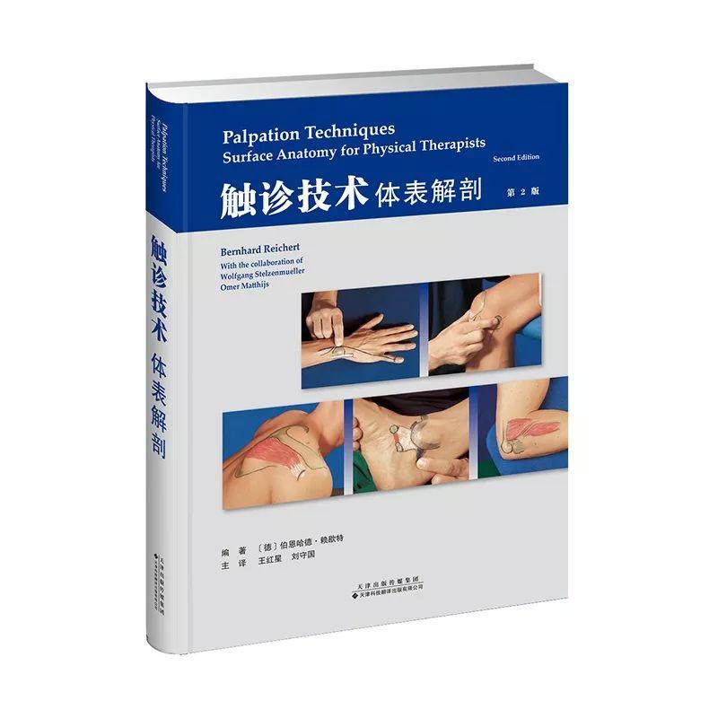 好书推荐 | 《触诊技术》---李哲人体科学团队-