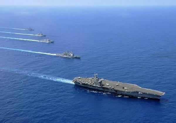 日媒公布全球最前5大海军强国名单,俄排第四,中国排名出人意料