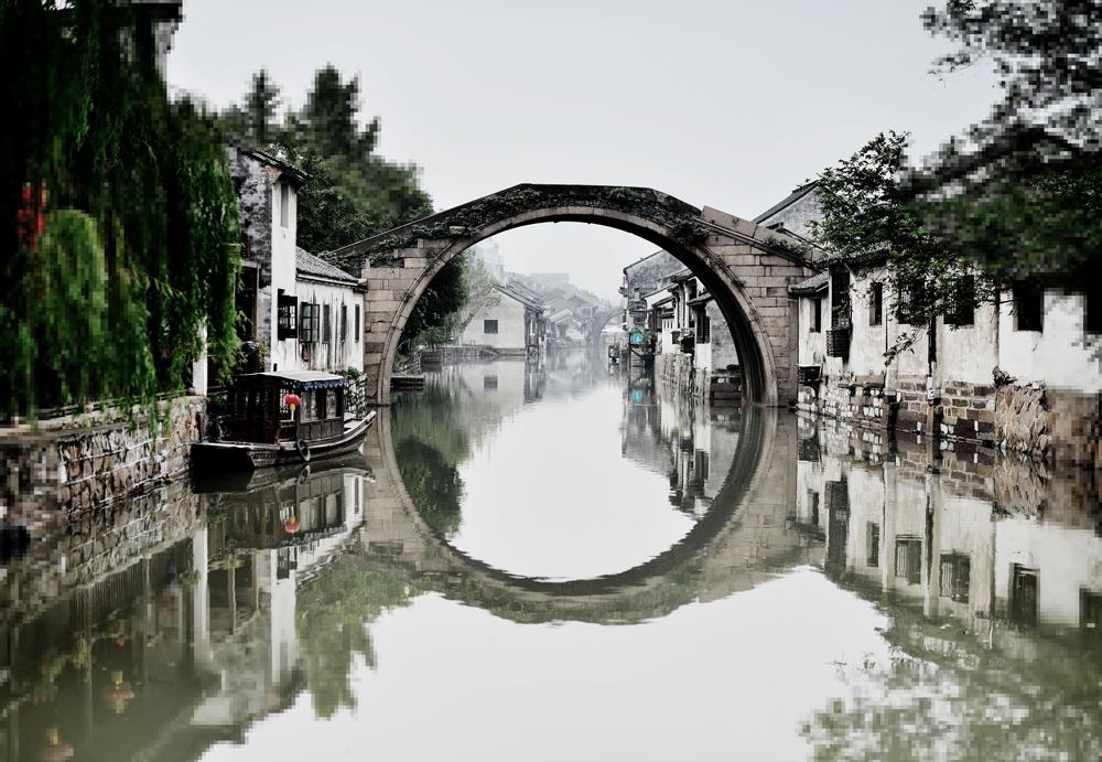 江南豪门曾经的旧时光一幅原汁原味的水墨丹青