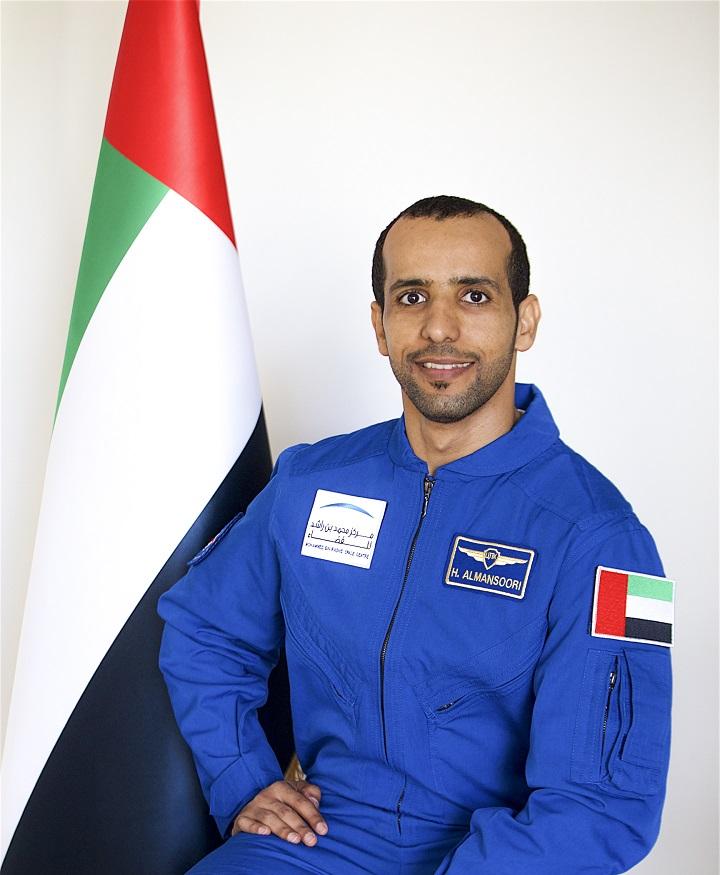 阿联酋首位宇航员被送入国际空间站