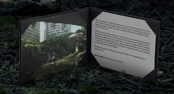 《美国末日2》不仅是娱乐性游戏该作将会讨论人性难题