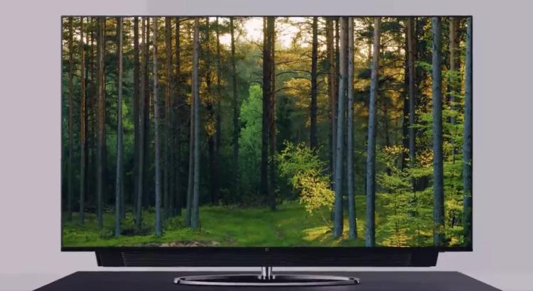 一加电视正式发布,配备55英寸4K分辨率屏幕