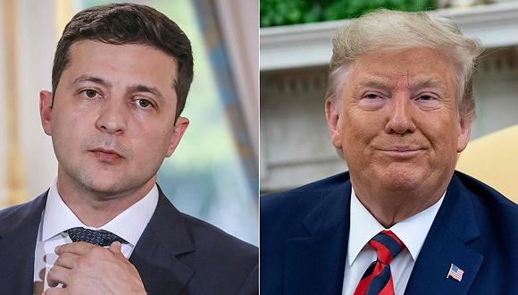 【天下头条】白宫公布特朗普与乌总统通话内容 内塔尼亚胡获授权组建联合政府
