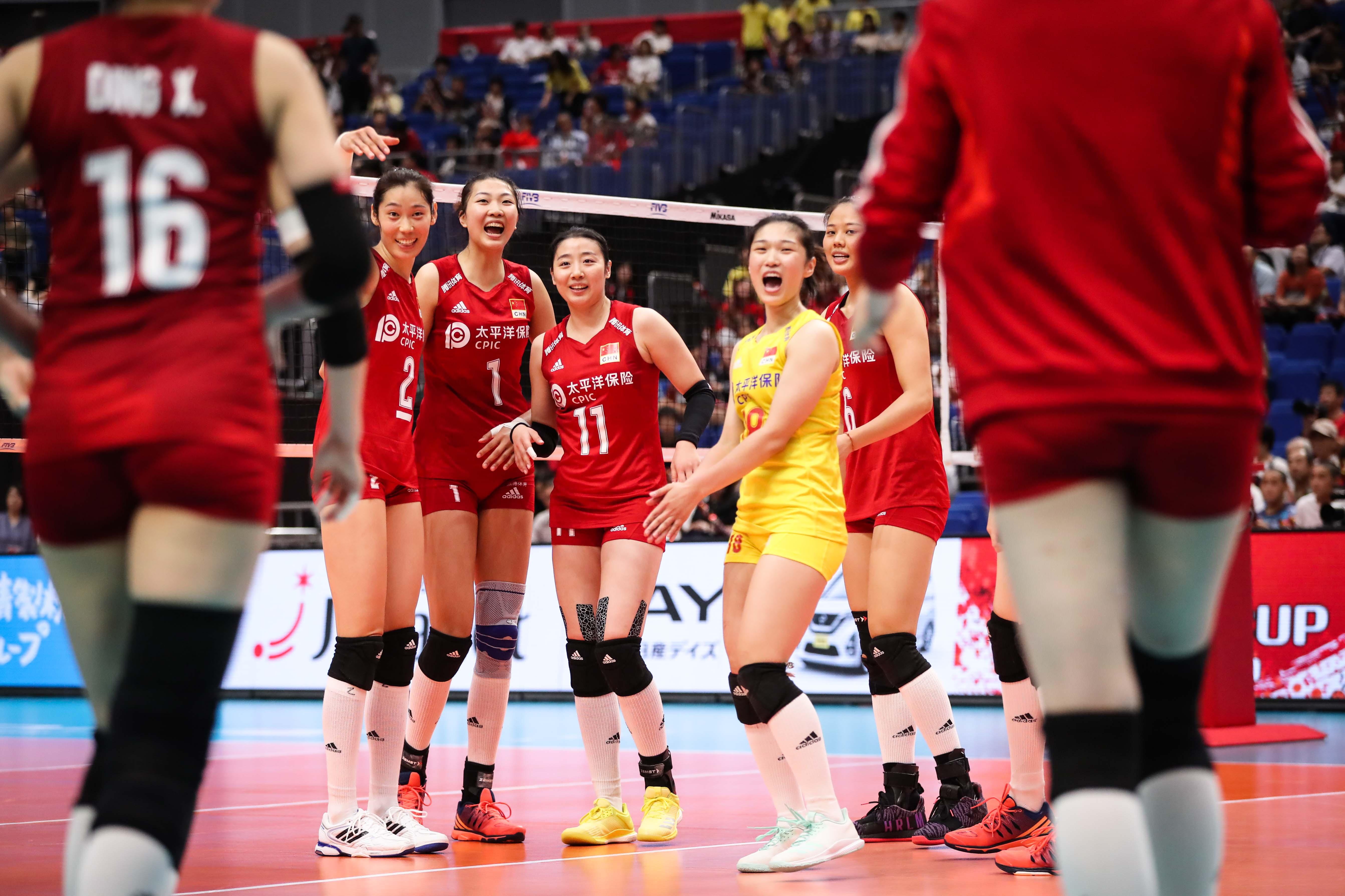 女排世界杯重要比赛赛程公布,中国女排以全胜战绩夺冠会实现吗?