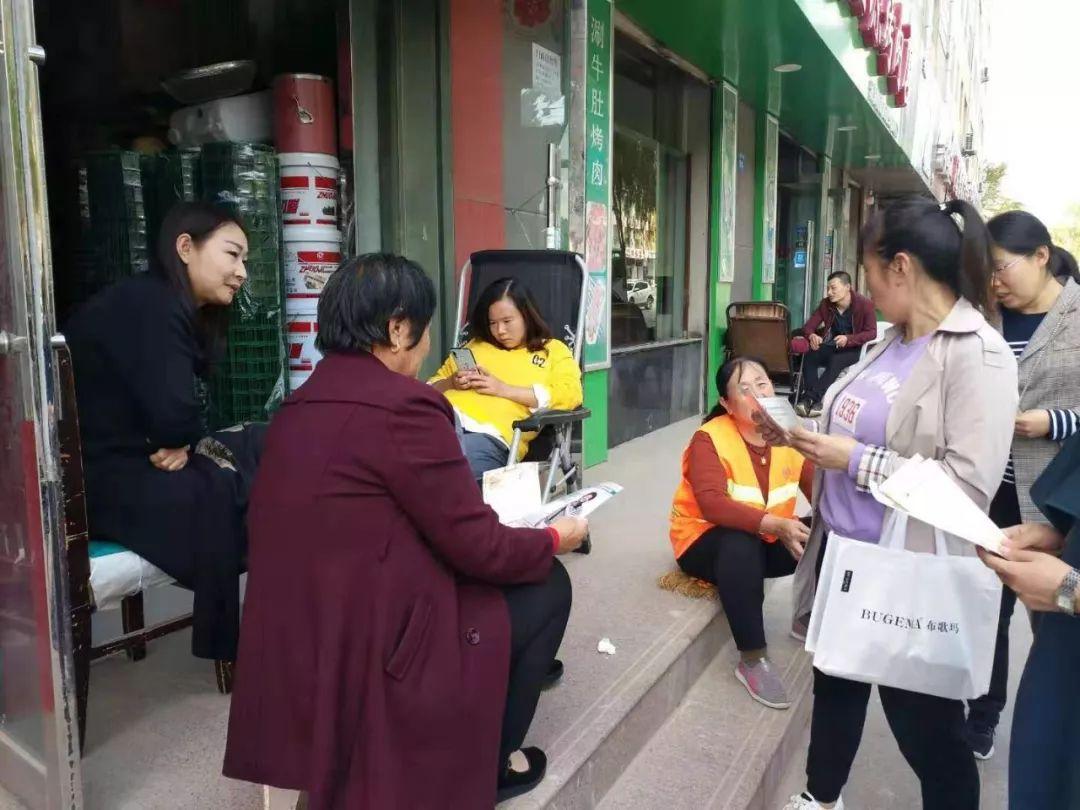流动人口健康教育_健康带回家幸福过大年贵德县开展流动人口健康促进暖心活(2)