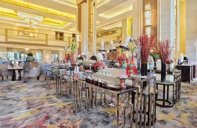 美食资讯:寻味金秋香食相聚||沈阳香格里拉大酒店及今旅酒店