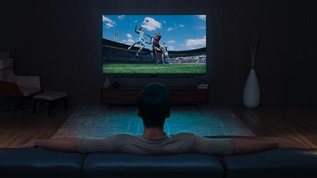 <b>你以为它就是个电视?不对,它是智慧屏</b>
