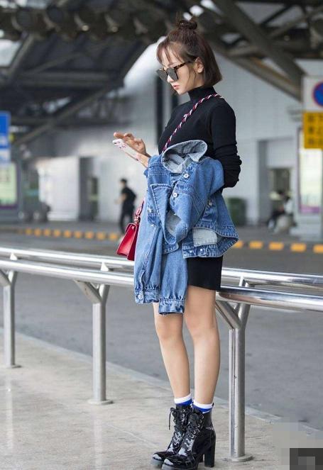 杨蓉原来不仅会破案,穿衣服更是时尚大咖,会是你喜欢的类型吗?
