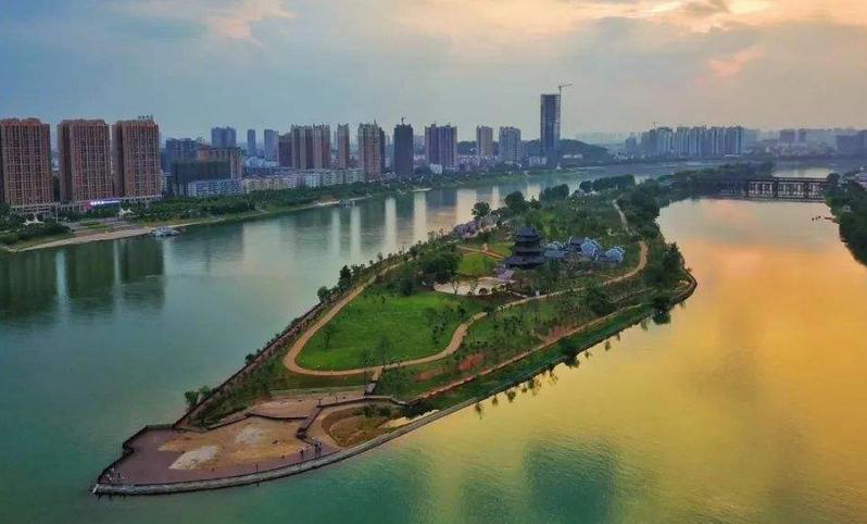 湖南两大城市,衡阳与株洲GDP对比,哪个更有潜力