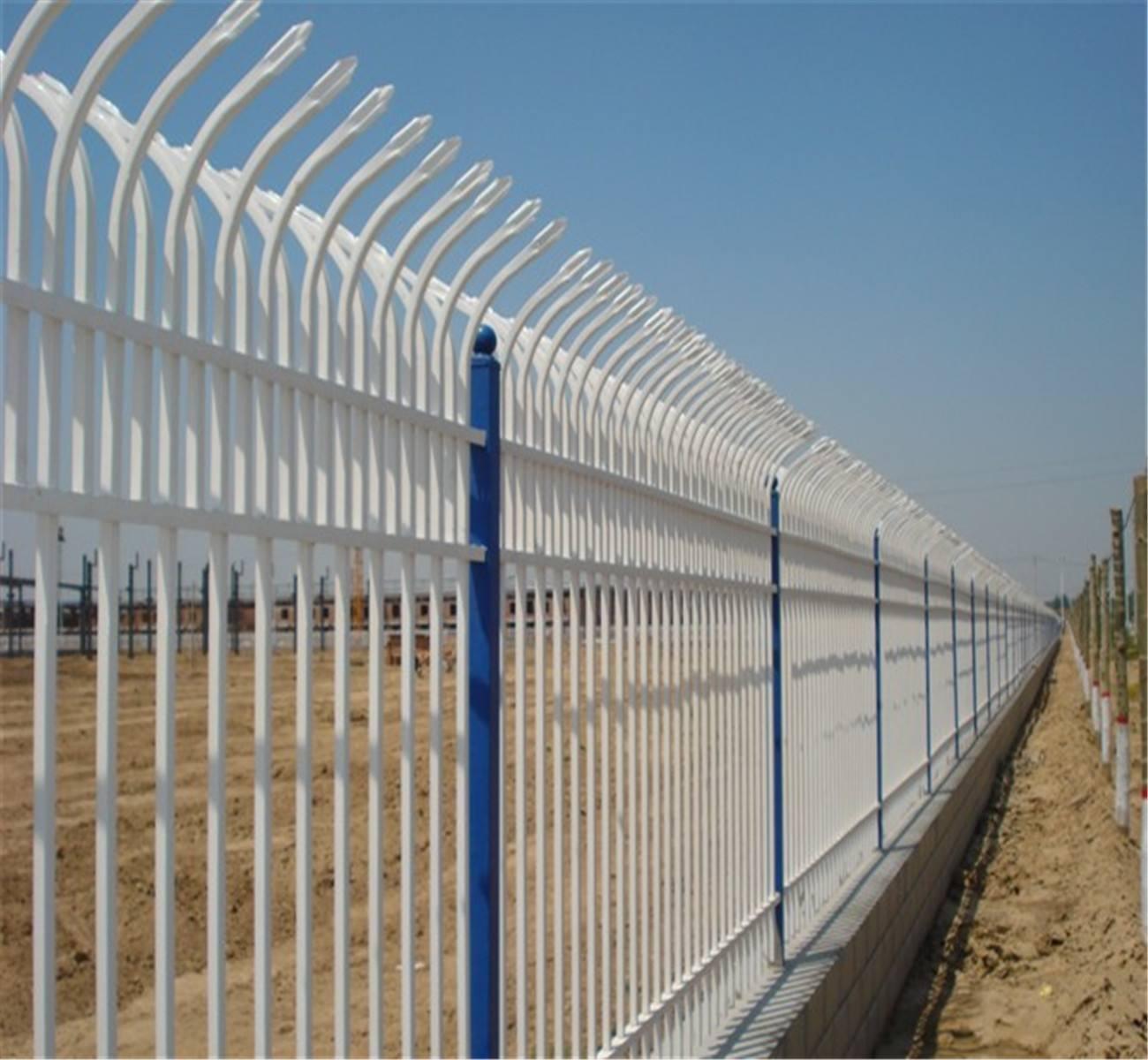 【广西道路锌钢围栏价格】广西道路锌钢围栏图片 - 中国供应商