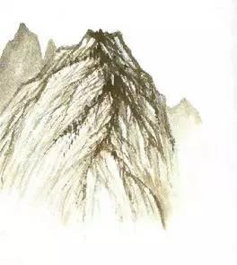 山水画里那些 皴 ,现实中长啥样