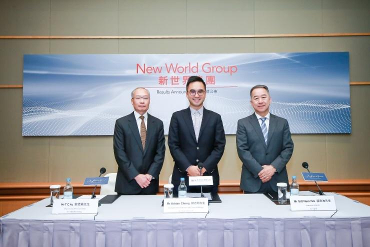 新世界集团重点布局大湾区 积极配合国家发展方向