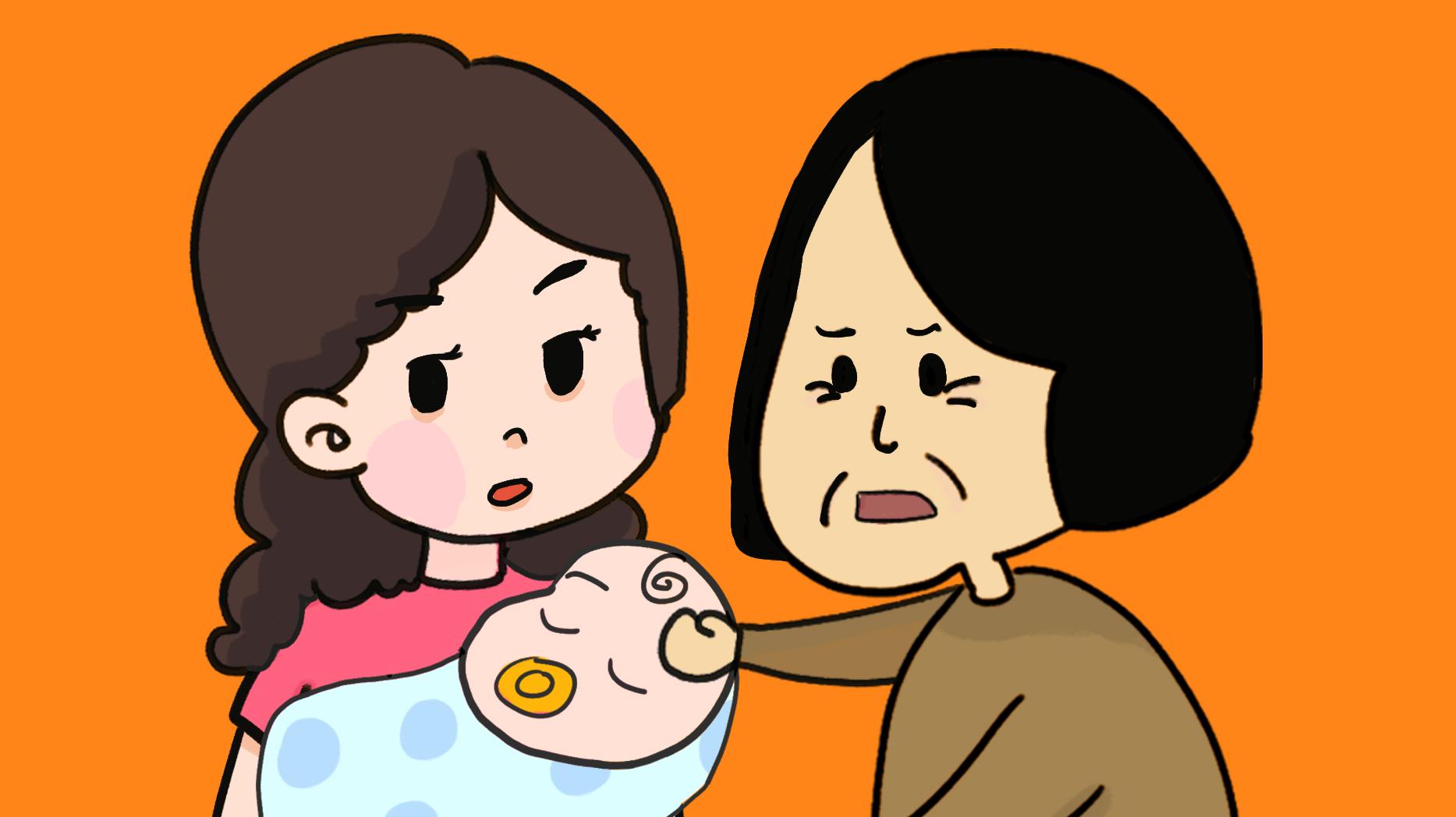 姥姥带大俩外孙,却更喜爱奶奶,孩子说出原因后,家长需要反省!