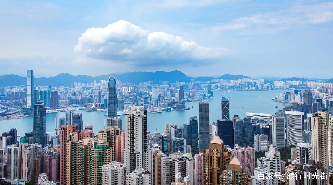 """我国最""""小""""的省会,面积不及重庆零头?却位列世界一线城市"""