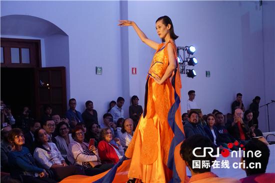 """""""丝路映像""""时装展墨西哥开幕-国际在线"""