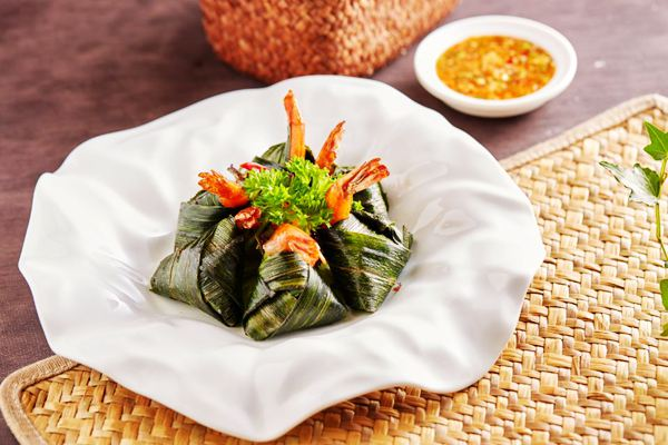 红罗勒喜迎泰国星级大厨
