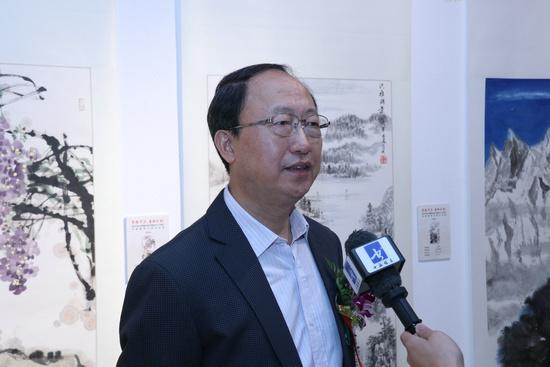四川司法行政献礼新中国成立70周年书画摄影非遗作品展亮相京城