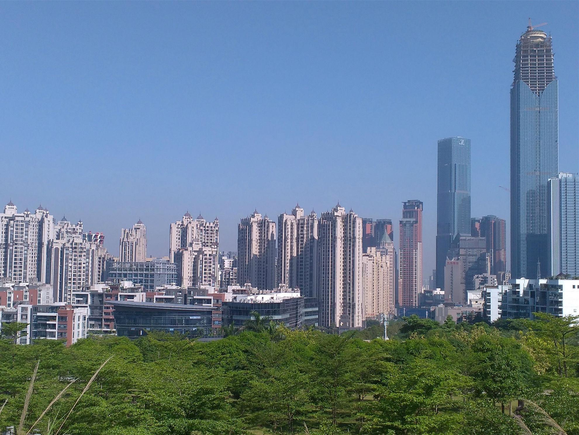 广西第一高楼403米高,总耗资80亿港币,你觉得值得吗