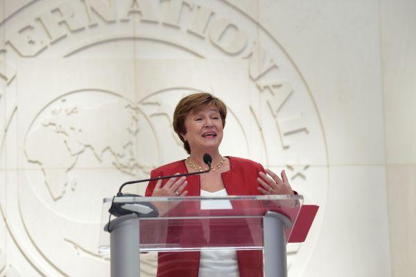 IMF新总裁来了:为应对挑战做好准备