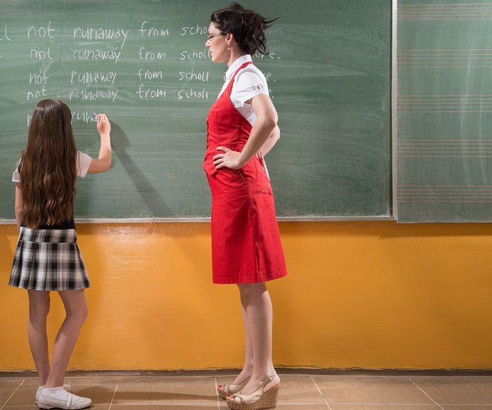 """""""简单粗暴""""的老师,为什么教学成绩反而比较好?其实原因很简单"""