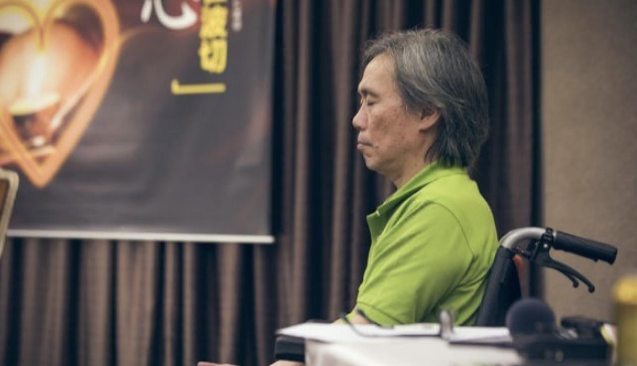 周华健御用作词人肺癌去世,享年63岁,曾给张国荣等顶级歌手作词
