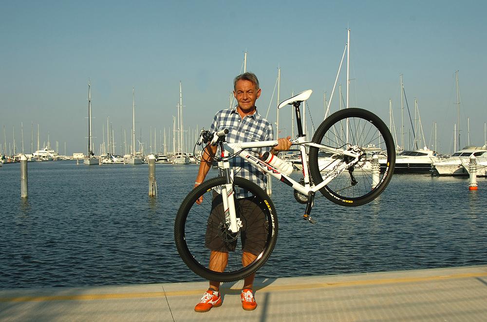中国自行车十大名牌意大利奢侈品牌FRW辐轮王谈全民单车时代