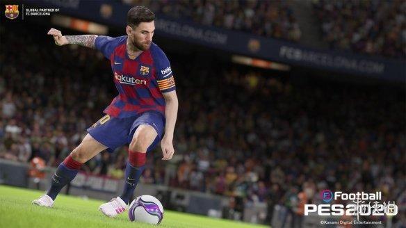《实况足球2020》IGN8.3分:可能是系列最好的一部