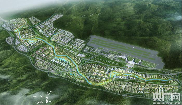 青海海东河湟新区全力推进重大项目建设