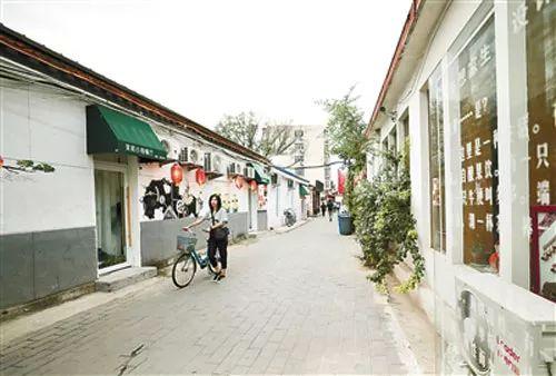 【文明播报】广阳:廊坊印巷文旅街区还原廊坊人的城市记忆
