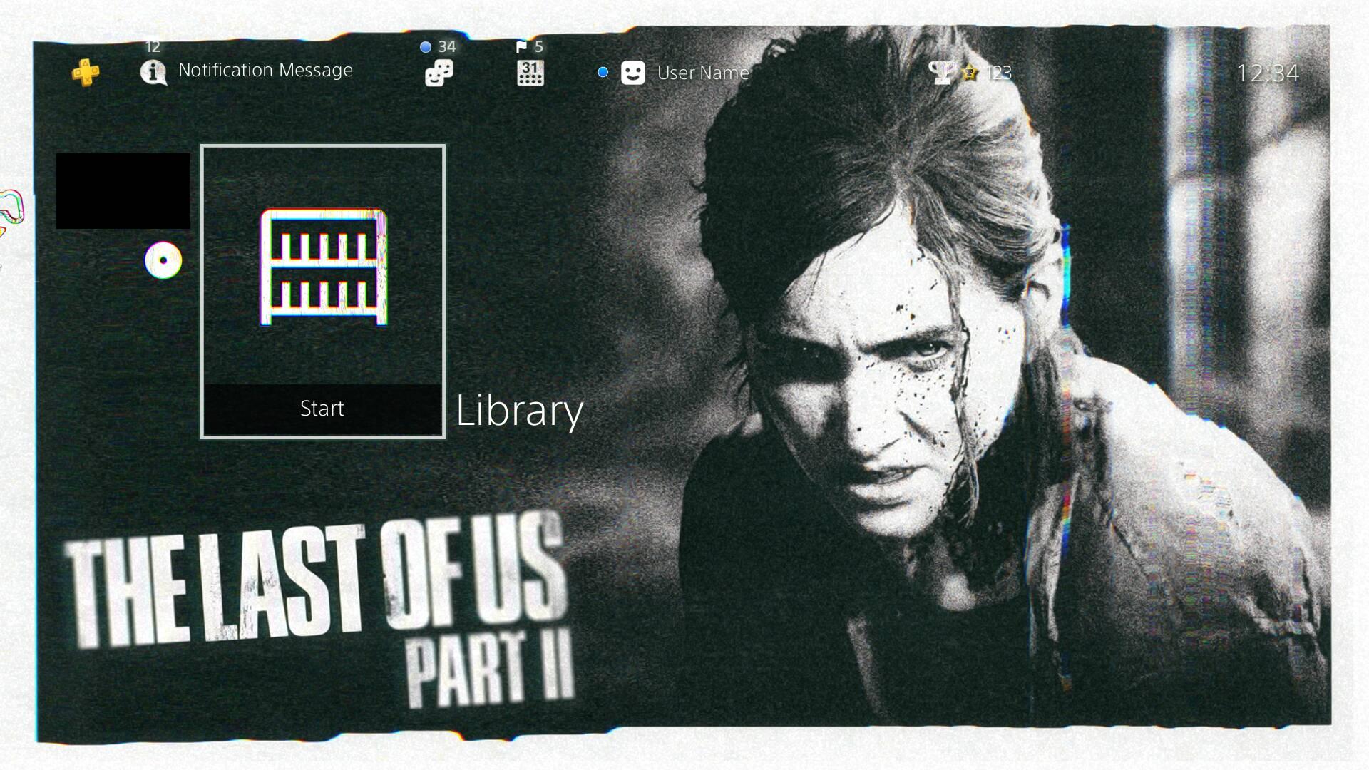 《最后生还者2》只有单人模式PS4免费主题现已上架