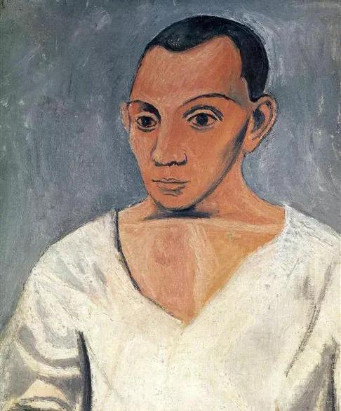 美涂涂儿童美术 毕加索怎么画画的 跟小孩学的