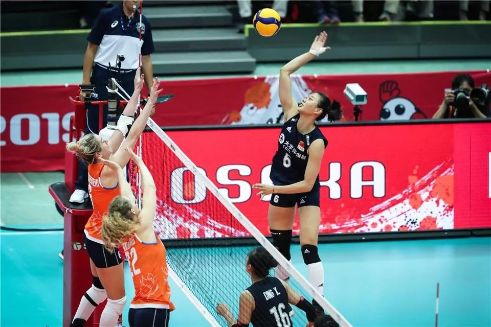 女排世界杯 中国女排九连胜