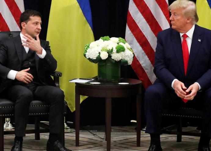 """""""通乌门""""发酵乌克兰官员抱怨:还能把美国当盟友吗?"""