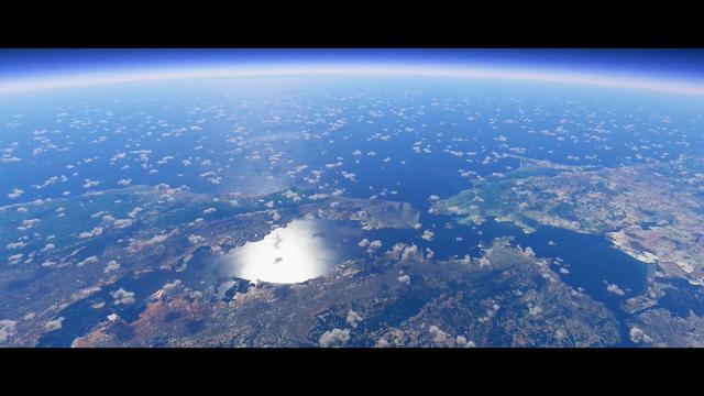《微软飞行模拟》引擎内宣传片欣赏真照片级画面
