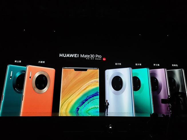 华为智能手机出货量增长26%,5G折叠屏Mate X即将上市