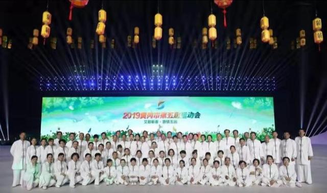 湖北省蕲春县财政局服务五运盛会 ,展示财政风釆