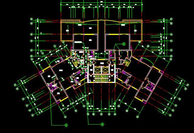建筑平面图的识读方法,10年老师傅带你全方位了解,看完绝对会