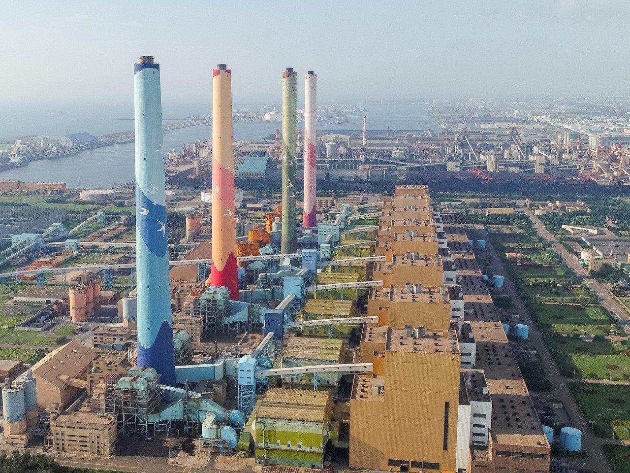 台中火力发电厂或扩建成世界最大,当地政府抗议