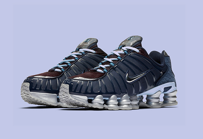 动物园又来啦!这双 Nike Shox TL 你喜欢吗?