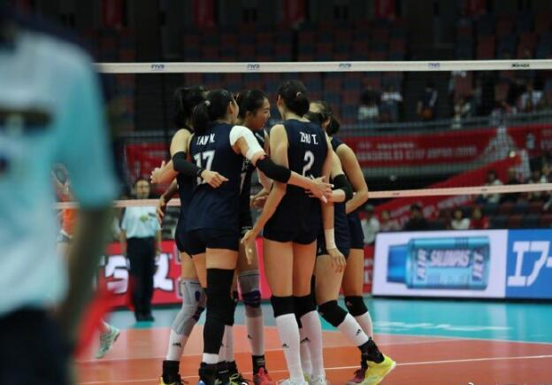 夺冠近在咫尺!中国女排3-1荷兰豪取世界杯九连胜