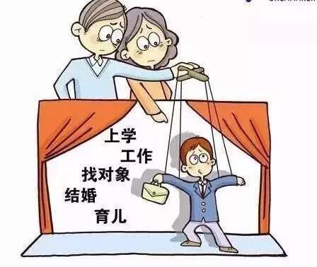 父母最可怕的行为,是舍不得放手