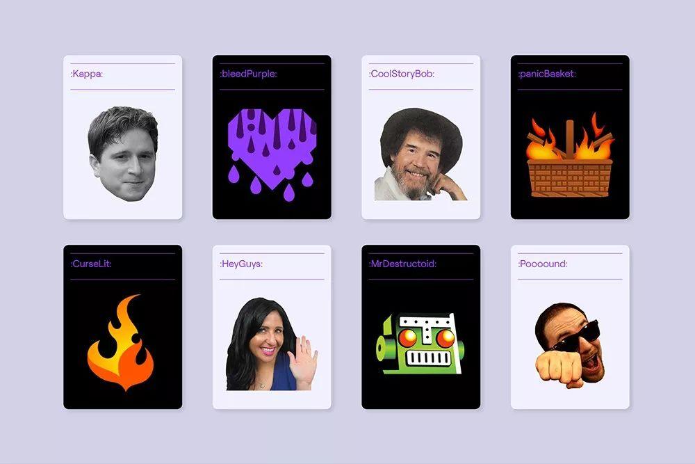 游戏直播平台品牌视觉设计