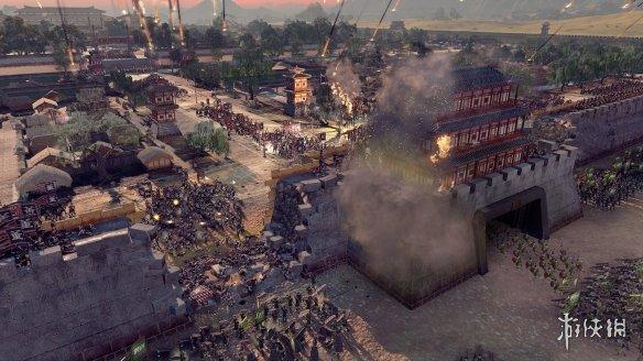 《全战:三国》1.3大型更新上线!郭嘉贾诩升级传奇