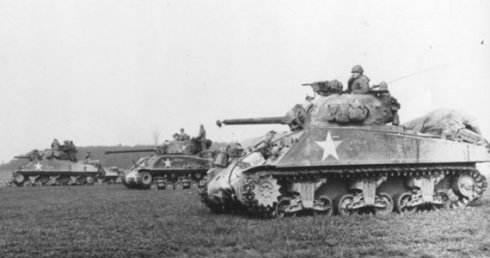 这十种坦克改变了世界装甲战争, 美国产品后来居上恐名不符实