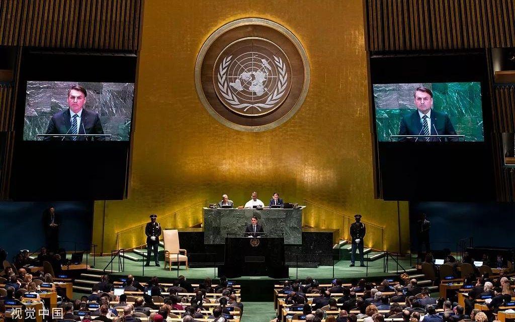 俄罗斯、伊朗支持联合国总部迁出美国,有多大可能?