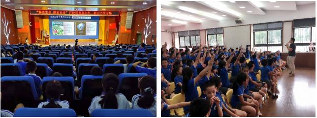 吸引了近30000名中小学生 2019年百校科普嘉年华顺利举行