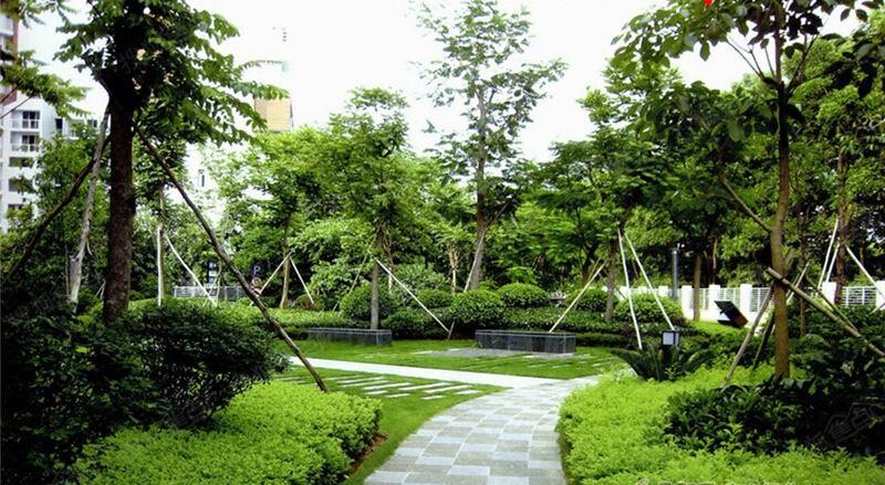 小区绿化的重要性有哪些绿色使人心情愉悦