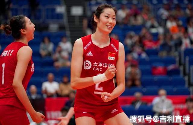 2019女排世界杯直播地址:中国女排VS荷兰女排 强势猛攻夺取9连胜!